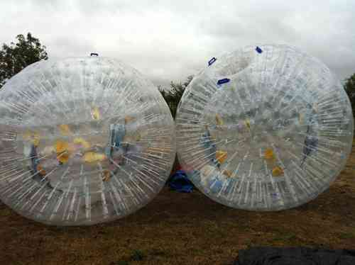 2.5M Budget Traditional Zorb