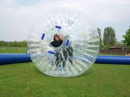 10x0.7M Zorb Ball Barrier