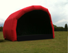 8x8x8m Inflatable Marquee Stage Cover
