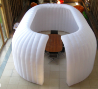 Inflatable Office Sections