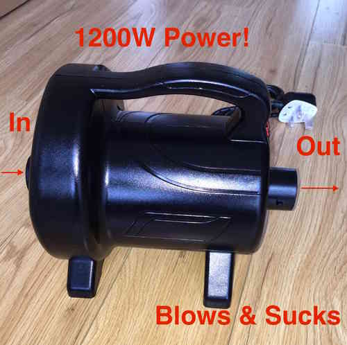 High Pressure Electric Blower