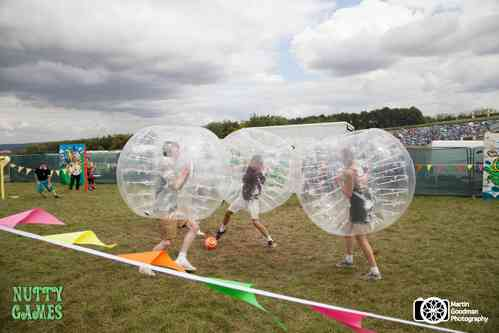 Body Zorb / Bubble Ball from